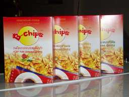 Banana Chips (B-Chips Product of Thailand)