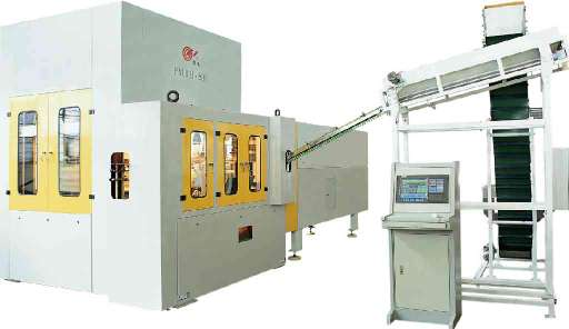 PET Blow, Injection Mold and Automatic Blowing Machine