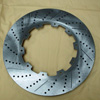 Racing Brake Disc - Two-Piece Disc