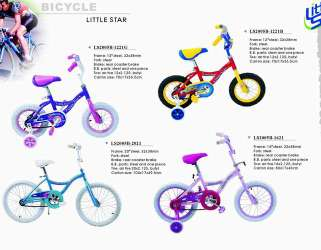 LS2005B-1221G - kid bike ,motor car