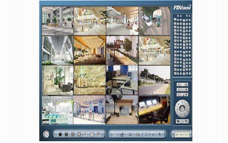 Digital Video Surveillance Software