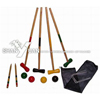 wooden croquet set - sy-2001