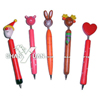 wooden cartoon pen - sy-4019