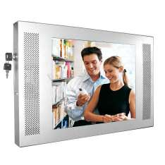 "15"" Lcd advertising player"