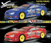 94103 Xeme Super motive 1/10 Scale 4WD racing car - RC10213