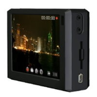 Touch Panel Portable DVR Player