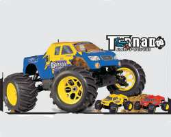 1:8 R/C GAS POWERED BUGGY