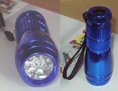 Alu. Flashlight - SDT016A