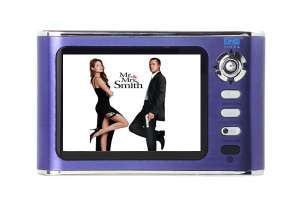 3.5 Inch LCD MP4 Player w/ HDD - PMP3500