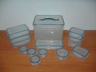 sealed food containers