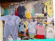 infant and baby wear