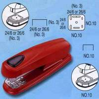 New stapler, one stapler suits for #3 & #10 staples - SR-12