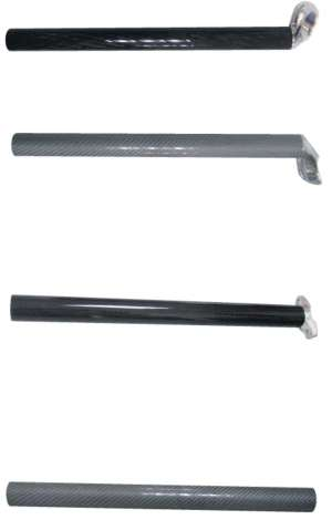 Seat Posts - Carbon Graphite