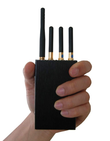 portable cellphone jammer with WIFI, GPS - cellphone jammer