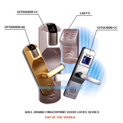 Biometric Fingerprint Locks