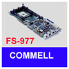 FS-977 Full-size PICMG-bus mPGA478 Pentium 4 DDR CPU Card - FS-977 CPU Card