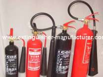 CO2 Extinguisher - MT2