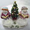 snowman decorations, xmas decoration - 400116, 400117
