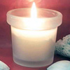glass candle holders - 5277,5296