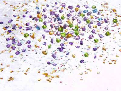 all kinds of rough and cut stones - Natural Gemstones