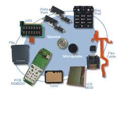 mobile phone original spare parts - SLC-No2