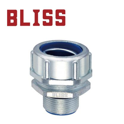 Liquid Tight Straight Connector - Metric Thread!!salesprice
