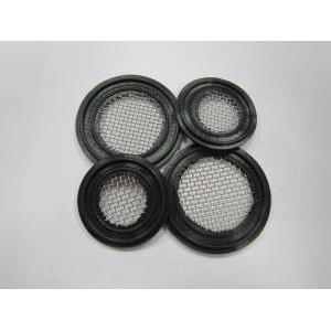 Mesh Screen Gaskets/ BPE Tri-Clamp Mesh Screen Gaskets