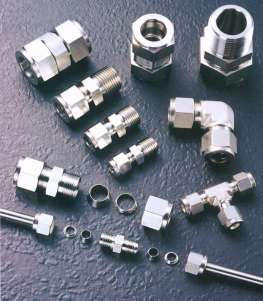 Stainless Steel Tube Fittings, High Purity Tube Fittings,SWG Instrumentation Fittings - SWAGELOK VCR