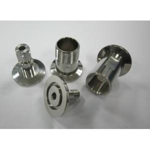 Vacuum Hybrid Adapter / Vacuum fitting To Flanges - VACUUM HYBRID ADAPTER