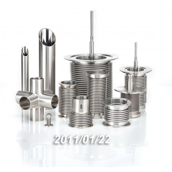 Vacuum Components / Stainless Steel Vacuum Fittings/Custom Vacuum Components - Vacuum Components