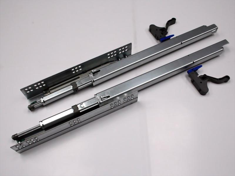 100 Soft Close Dtc Cabinet Undermount Slide 500mm