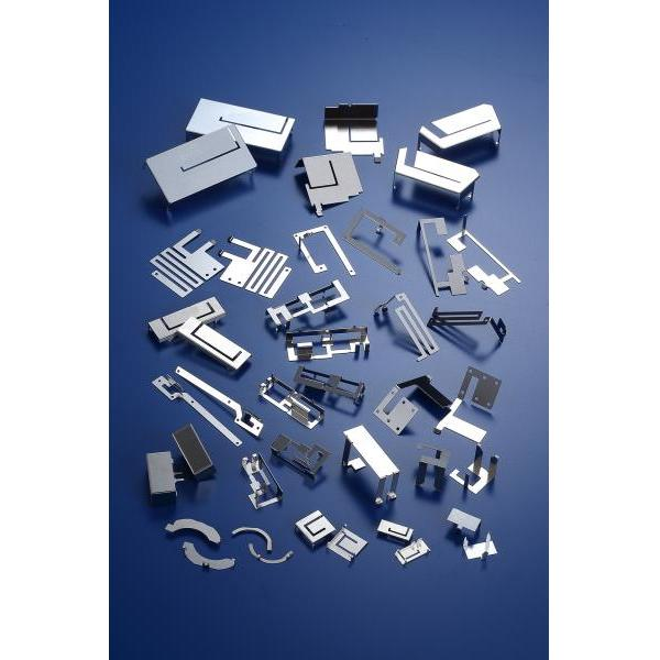 Metal Faceplate Parts For Cell phone - 2-1