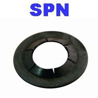 Self-Locking External Nuts - SPN