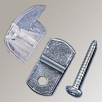 Plastic Mirror Holder / Metal Mirror Holder