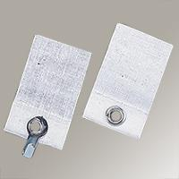 Adhesive Cloth Hangers / Adhesive Cloth Eyelets