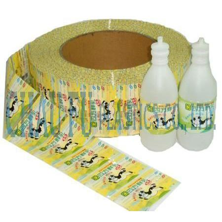 PET Shrink Film & Shrink Label (Shrink sleeve & bottle Label)