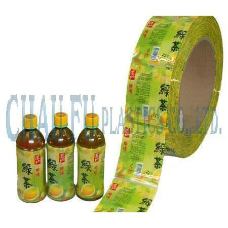 PVC Shrink Film & Shrink Label (Shrink sleeves & Cap seal )