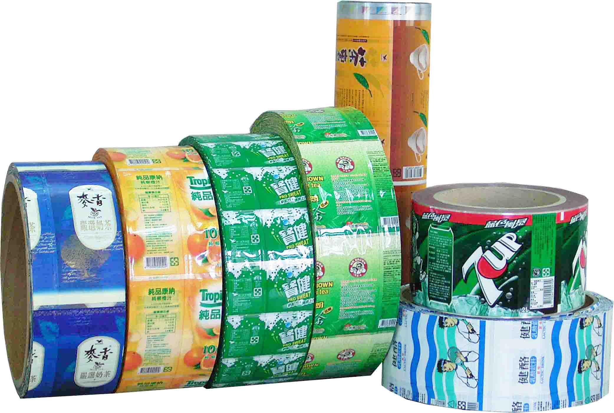 printing packaging for products