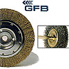 Wire Wheel Brush - GFB P11-1