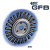 Twist Knot Brushes - GFB P11-4