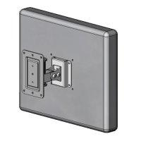 Compact wall mount LCD bracket!!salesprice
