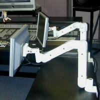 Desk top mount LCD foldable arm - model #60226 series