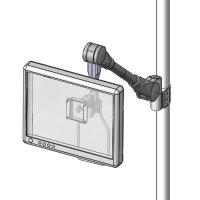 Pole mount lift/lock arm - model #60272P series