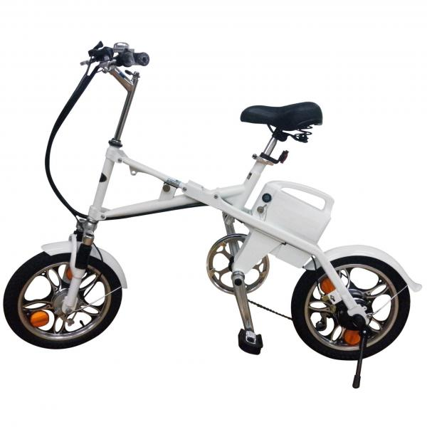 ELECTRIC FOLDING BIKE - EB-168