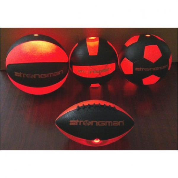 LIGHT UP BALL SERIES - LRB7 / LRS5 / LRV5 / LRF6