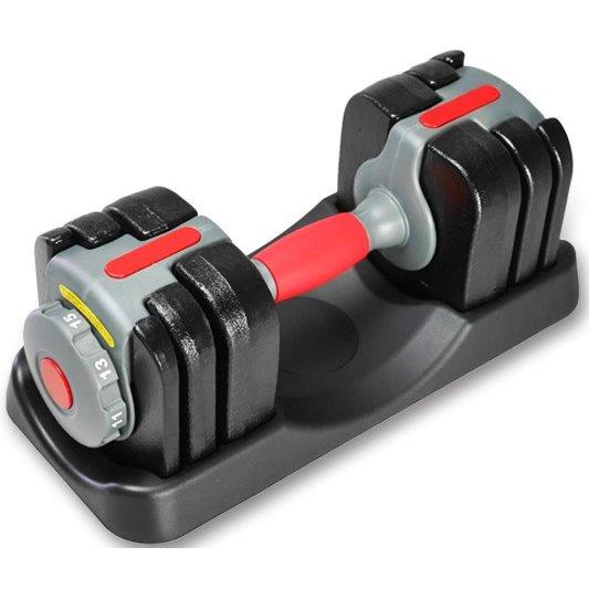 CAST IRON 15KGS ADJUSTABLE DUMBBELL!!salesprice