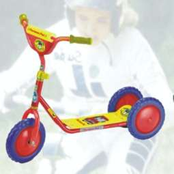8 Inch DLX 3 Wheels Foot  Scooter - FUN-8 POST