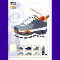 2 In 1 Moveable Heel-Wheels  Sporting Roller Shoes - Year 2003 New Styles  e  Rollers