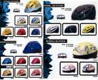 Unique Adjustable Helmets - Helmets