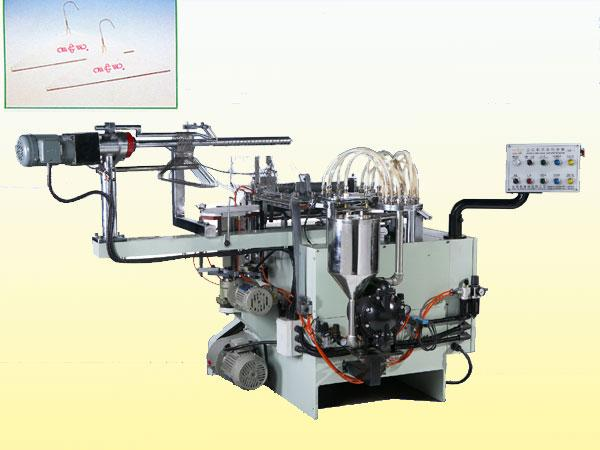 Automatic Wire Hanger Paper Wrapping Machine (Cape Hanger)